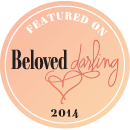 Featured on Beloved Darling