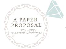A Paper Proposal