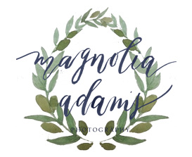 Magnolia Adams Weddings logo